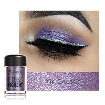 Yihaojia Eyeshadow Palette, 12 Colors Eye Shadow