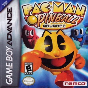 Eidos Interactive Pac-Man Pinball GBA