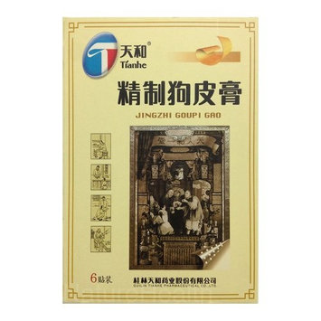 Tianhe Dacon Muscular Pain Relief Patch - 6 Patches