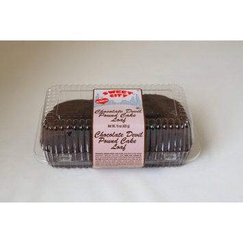 Sweet City Chocolate Devil Pound Cake
