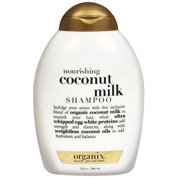 Organix Nourishing Hair Shampoo, Coconut Milk - 13 Oz