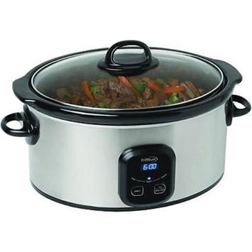 Premium 6 Quart Digital Programmable Slow Cooker