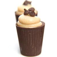 Lang's Chocolates 64 Milk Chocolate Dessert Cups