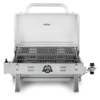Pit Boss Stainless Steel 1-Burner Portable Propane Gas Grill