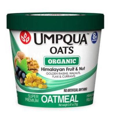 Umpqua Oats ORGANIC HIMALAYAN FRUIT & NUT