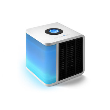 Evapolar First Nano Tech Portable Personal Evaporative Air Cooler with Air Humidifier and Cleaner - White