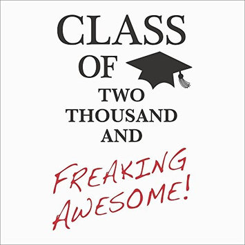 Graduation Tassel Talk Beverage Napkins Awesome 16 Per Pack