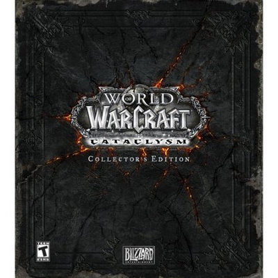 Activision World of Warcraft: Cataclysm Collector's Edition (PC/MAC)