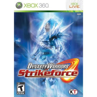 Xbox Dynasty Warriors: Strikeforce