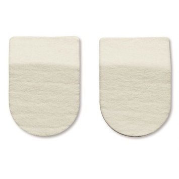 HAPAD Heel Pads, 3 x 7/16 inch, pack of 3 pairs