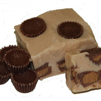 Home Made Creamy Reese's PB Cup Fudge - 1 1/2 Lb Box []