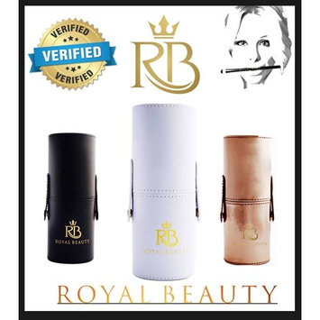 Royal Beauty Travel Case for Cosmetics, Toiletries, Sunglasses, and Travel-Sized Essentials