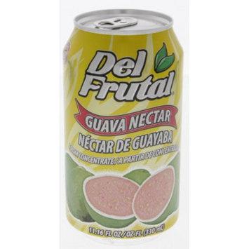 Alimentos Maravilla Del Frutal Guava Nectar Juice 11.2oz - Jugo de Guayaba (Pack of 18)