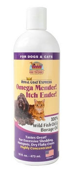Ark Naturals Royal Coat Express Omega Mender! Itch Ender - 16 fl oz