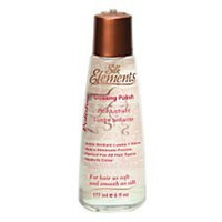 Silk Elements Strength 'n Silk Coconut Glossing Polish