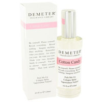 Cotton Candy by Demeter Cologne Spray 4 oz
