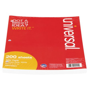 Universal Office Products Filler Paper Universal Mediumweight 16 lb.
