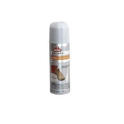 Kiwi Select Suede & Nubuck Cleaner Spray w/Brush-Top Cap 5.5 oz