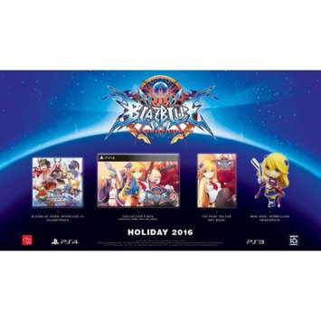Aksys Games Blazblue: Central Fiction Limited Ed Playstation 3 [PS3]
