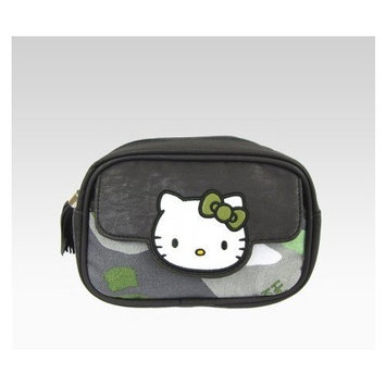 Hello Kitty Cosmetic Pouch: Camo