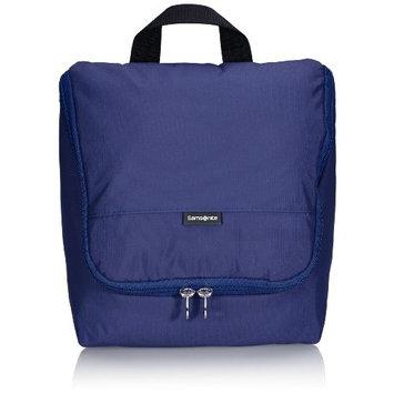 Samsonite Toiletry Bag Travel Accessories Hanging Toiletry Kit, Indigo Blue 45534 1439
