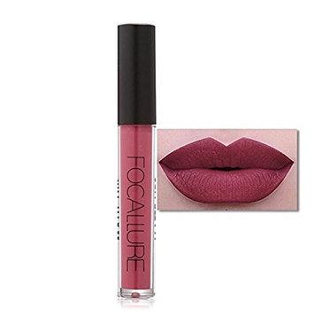 Petansy 15 Colors Matte Lipstick Long Lasting Waterproof Liquid Pencil Matte Lip Gloss