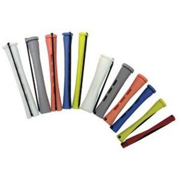 4 Dozen (48) Long Perm Rods - Grey (3/8