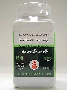 Xue Fu Zhu Yu Tang 100 gms by Min Tong