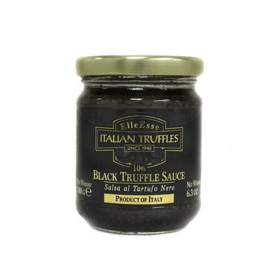 Elle Esse - Italian Black Truffle Sauce 6.3 oz (180g)