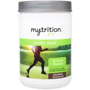 Natural Protein- Chocolate - DECADENT CHOCOLATE (1.6 Pound Powder) by MyTrition at the Vitamin Shoppe