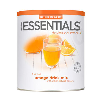Emergency Essentials DH Drink Mix, Fortified Orange #10 Can