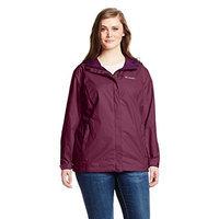 Columbia Women's Plus-Size Big Arcadia II Jacket []