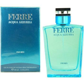Gianfranco Ferre Ferre Acqua Azzurra Eau De Toilette Spray - 100ml/3.4oz