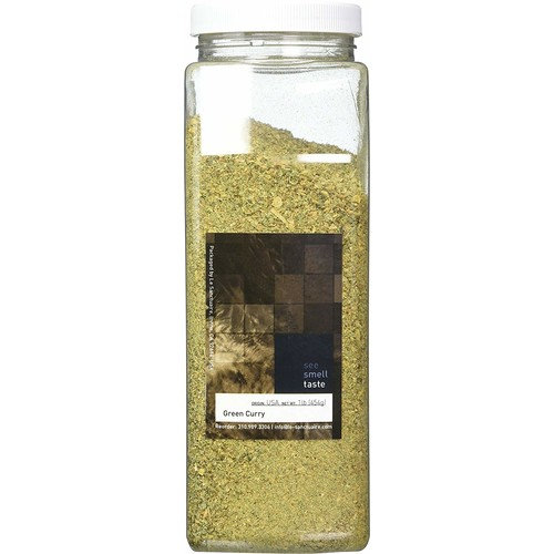 See Smell Taste Green Curry Mix, 1 Pound