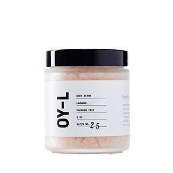 OY-L Pink Himalayan Salt Body Scrub (Lavender)