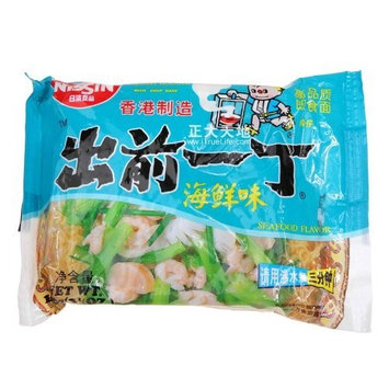 Nissin Demae Ramen, Seafood Flavor (30 small Packs)