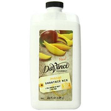 Da Vinci Gourmet Smoothie, Mango, 64 Fl Oz