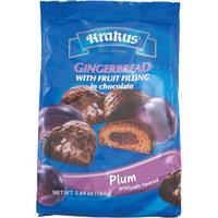 Square Enterprises Corp Krakus-Gingerbread with fruit filling in chocolate-Plum