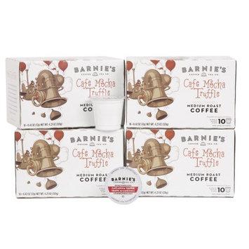 Barnie's Coffee & Tea Co. Caf © Mocha Truffle Single Serve 40 CT