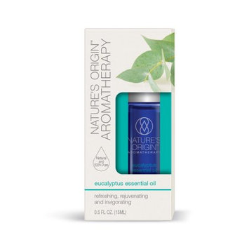 Nature's Bounty Nature's Origin Aromatherapy Essential Oil, Eucalyptus, 15 ml