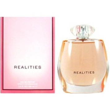 Realities By Realities Cosmetics For Women. Eau De Parfum Spray 3.3 Oz Unboxed.