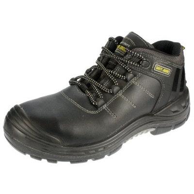 Safety Jogger Force 2 Black 8 UK [Black, 8 UK]