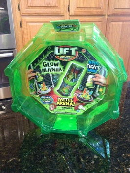 Supergooddeals.com UFT ring Ultimate Fighting Trashies BATTLE ARENA -GLow Mania Spin Fight Win