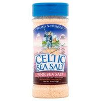 Selina Naturally Home Of The Celtic Sea Salt Brand Celtic, Salt Pink Shaker Jar, 10 Oz (Pack Of 6)