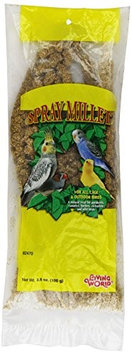 Hagen Living World Spray Millet: 3.5oz 6-Pack