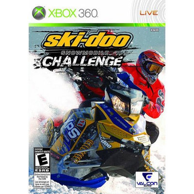 Valcon Games, Llc Ski-Doo: Snowmobile Challenge