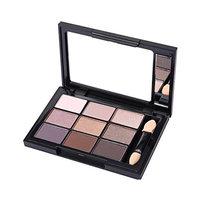 Sharemen Cosmetic Matte Eyeshadow Cream Eye Shadow Makeup Palette with Brush