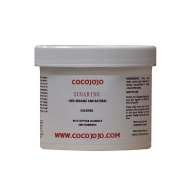 Cocojojo 33 Oz Sugar Wax Hair Removal KIT, 33 Oz Standard Sugaring to Use with Hands+ 2 Oz of Body Toner + 2 Oz Sugaring Serum - Sugaring Hair Remover - Sugaring Gel