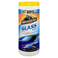 Armor All Glass Wipes 30ct