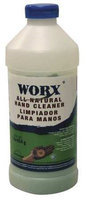 WORX ALL-NATURAL HAND CLEANER 11-1104 All Ntrl Powdered Hand Soap, Bott